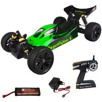 DesertFighter 4 Brushed Buggy RTR-waterproof