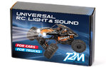 Universal Light and Sound for Cars and Trucks